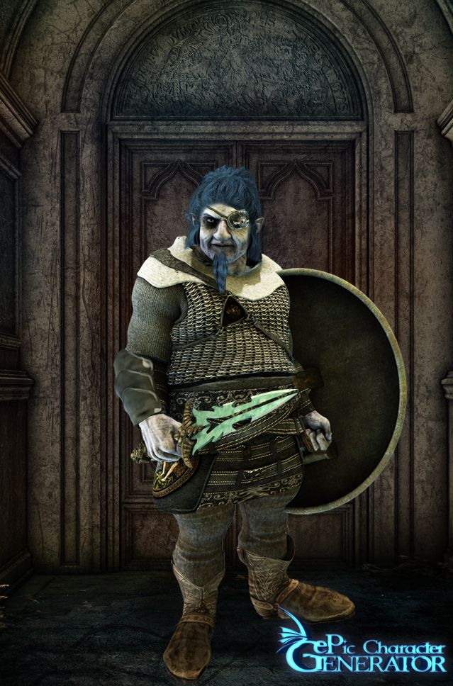 ePic Character Generator Season 1 Dwarf Male Screenshot 3