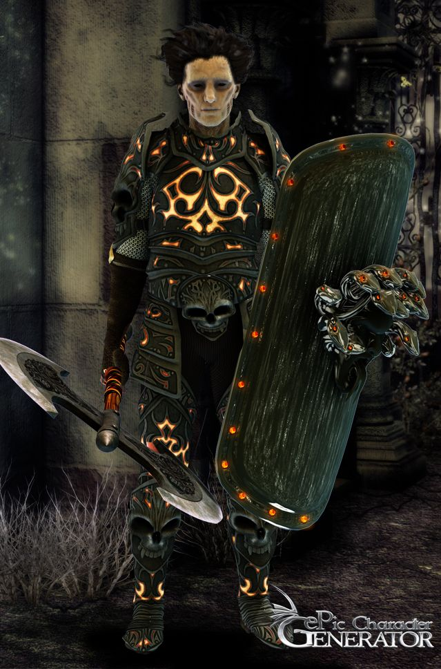 ePic Character Generator Season 1 Human Male Screenshot 3