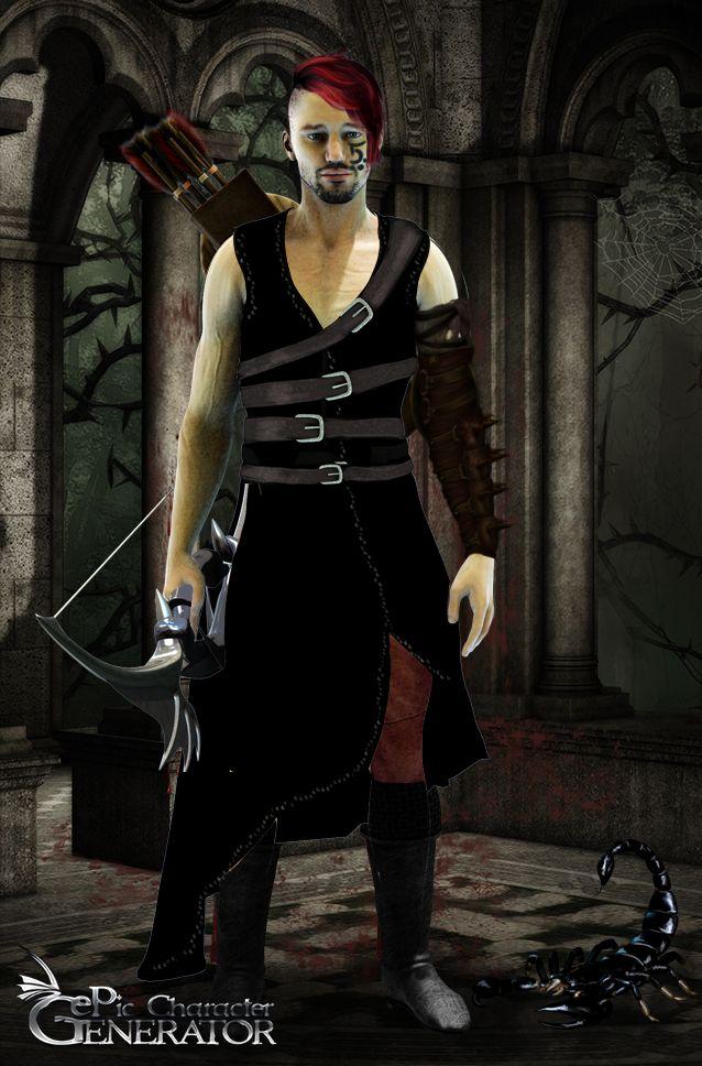 ePic Character Generator Season 1 Human Male Screenshot 4