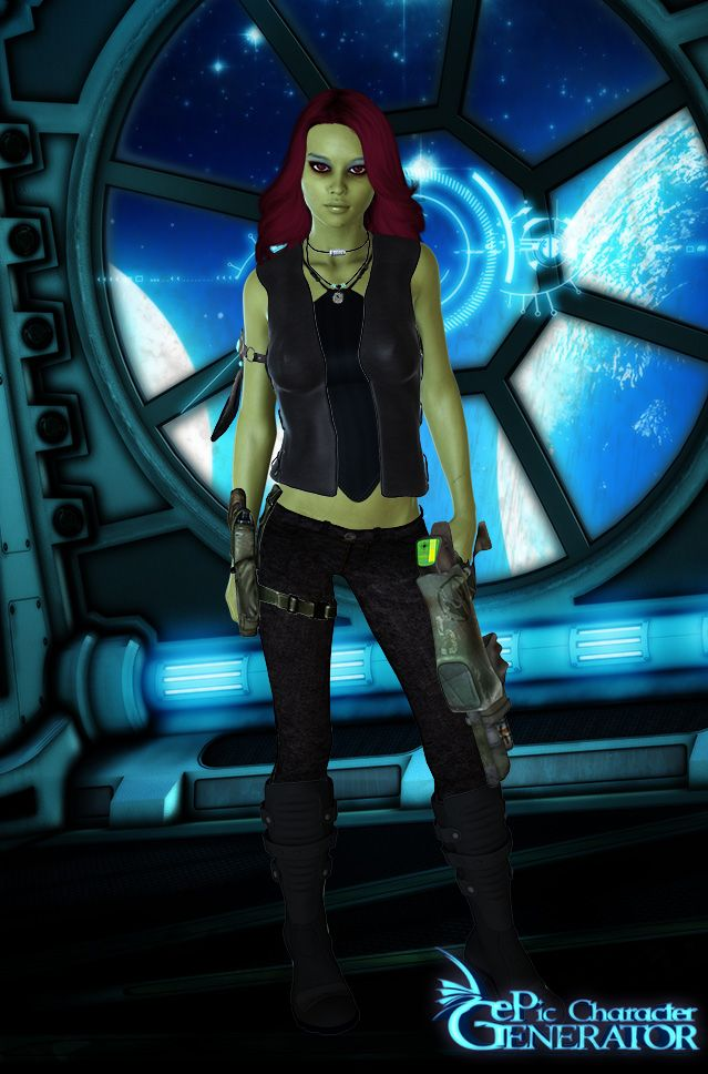 ePic Character Generator Season 1 Modern Female Screenshot 2