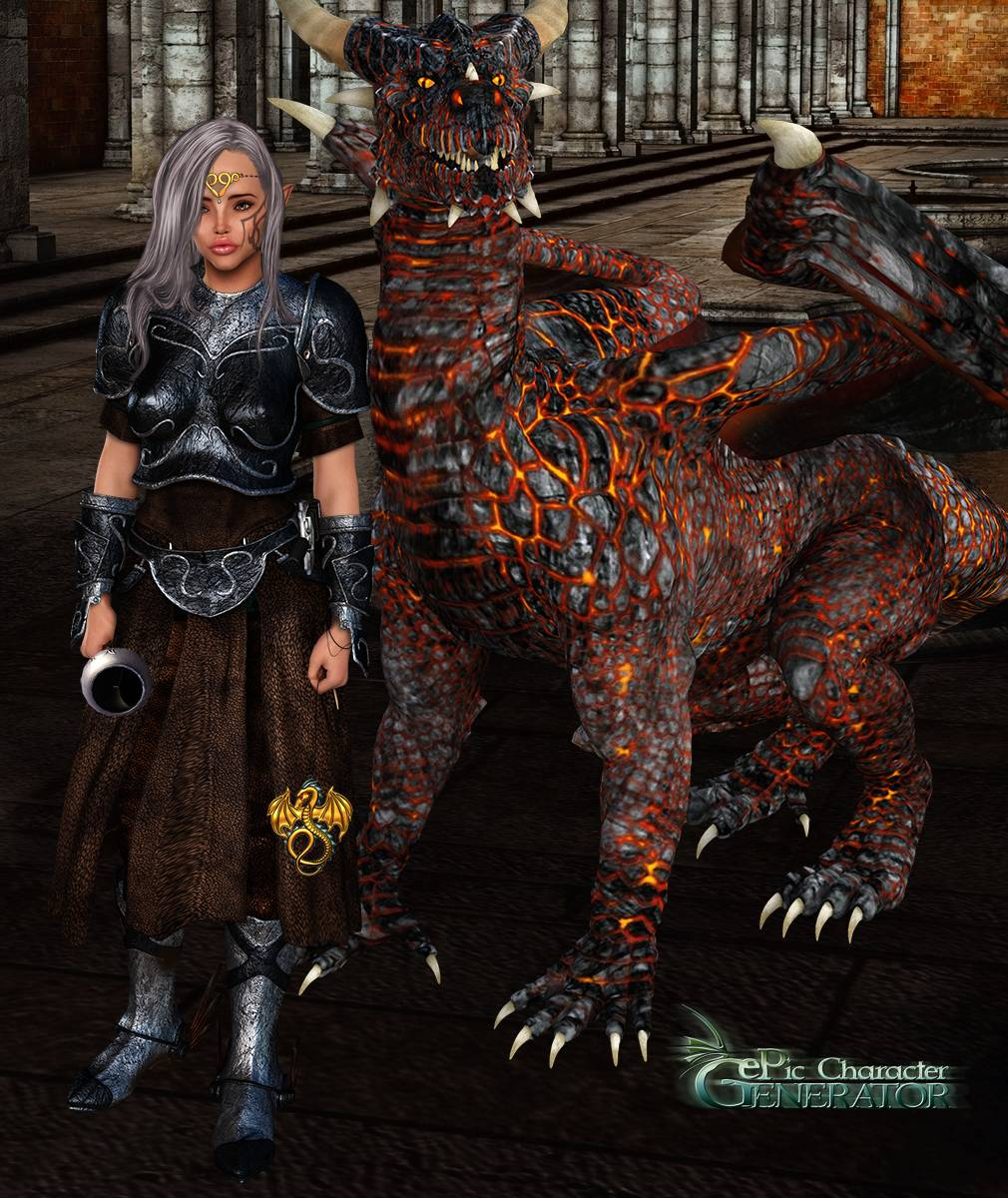 ePic Character Generator Season 2 Fantasy Bestiary Screenshot 08