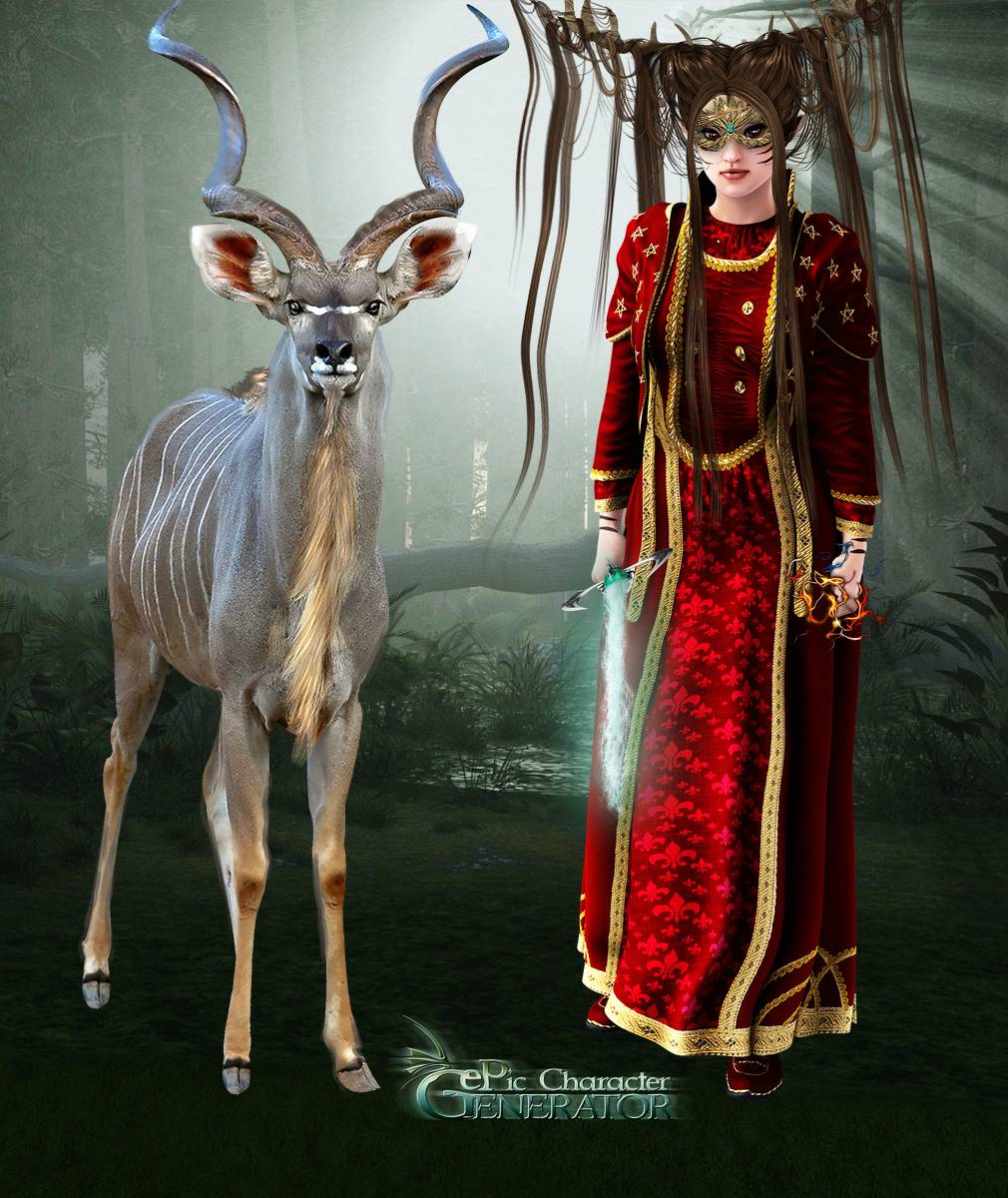ePic Character Generator Season 2 Fantasy Bestiary Screenshot 12