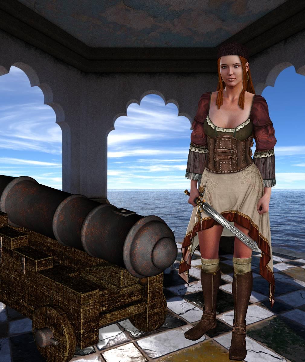 ePic Character Generator Season 2 Female Adventurer 1 Screenshot 07