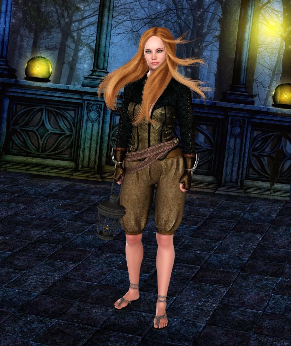ePic Character Generator Season 2 Female Adventurer 1 Screenshot 15