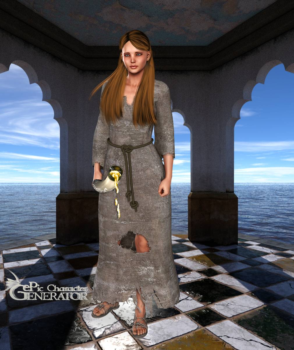 ePic Character Generator Season 2 Female Adventurer 2 Screenshot 04
