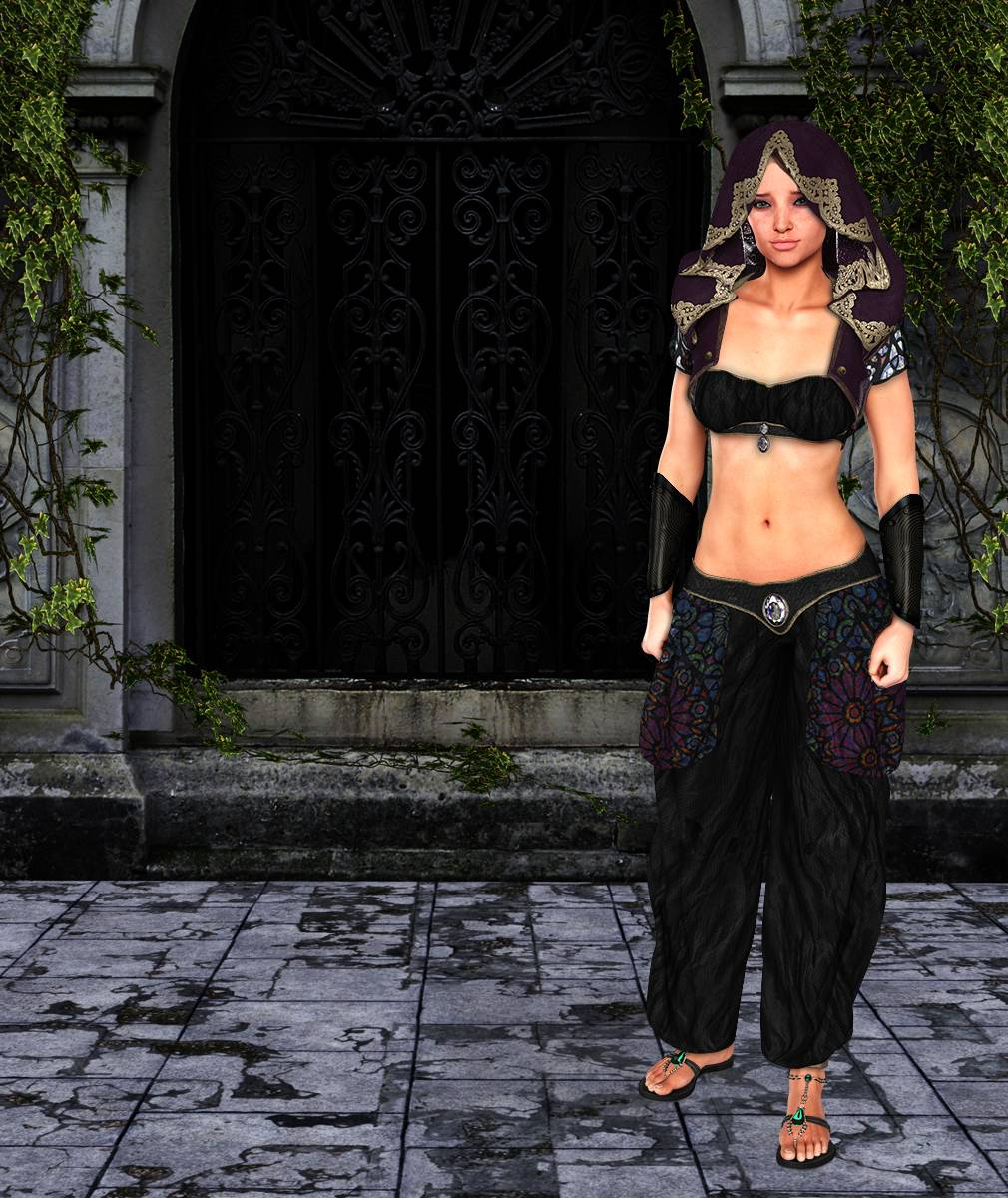 ePic Character Generator Season 2 Female Adventurer 2 Screenshot 05