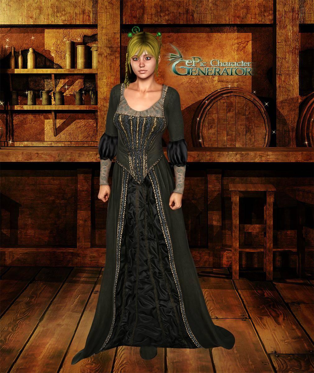 ePic Character Generator Season 2 Female Adventurer 2 Screenshot 10