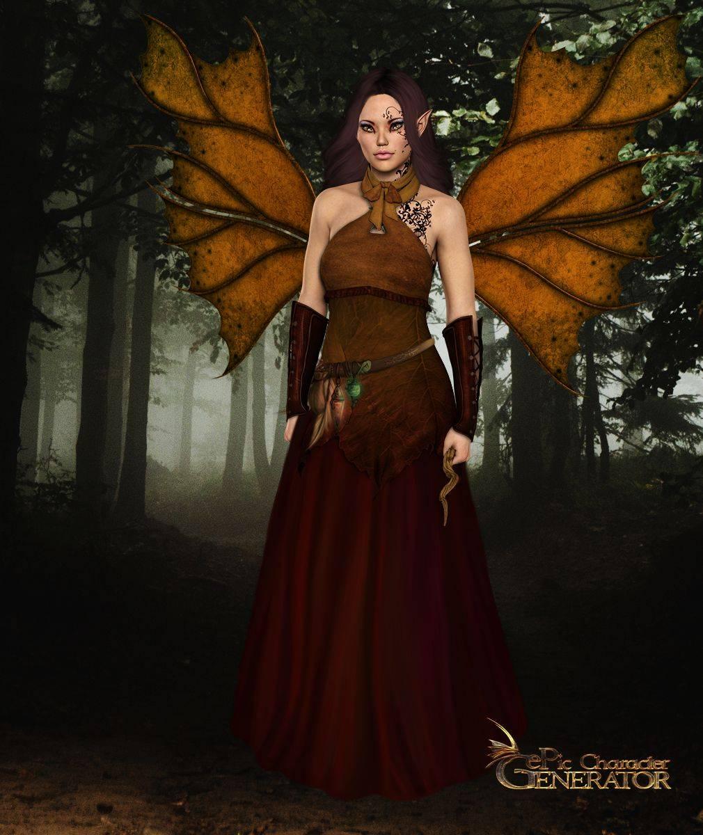 ePic Character Generator Season 2 Female Fae Folk Screenshot 03