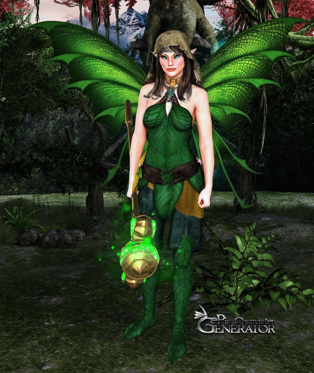 ePic Character Generator Season 2 Female Fae Folk Screenshot 10
