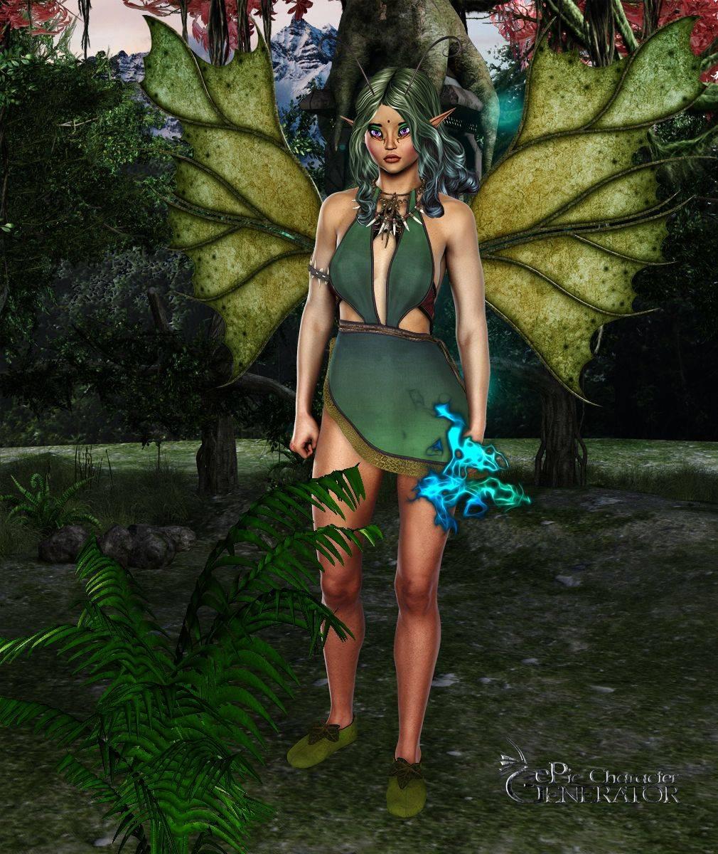 ePic Character Generator Season 2 Female Fae Folk Screenshot 12
