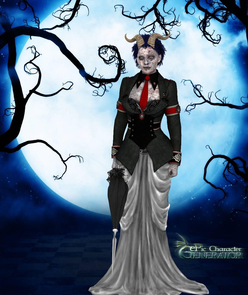 ePic Character Generator Season 2 Female Halloween Screenshot 02