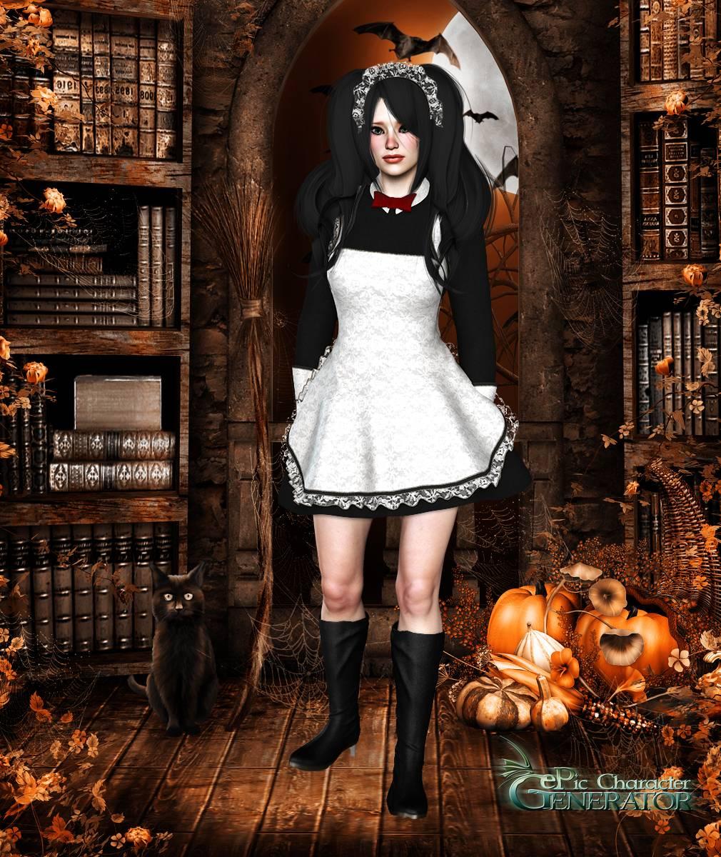 ePic Character Generator Season 2 Female Halloween Screenshot 05