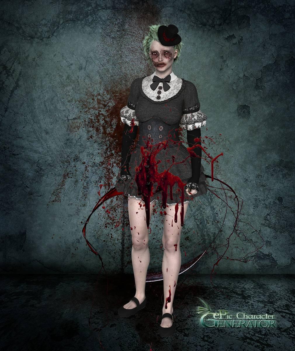 ePic Character Generator Season 2 Female Halloween Screenshot 06