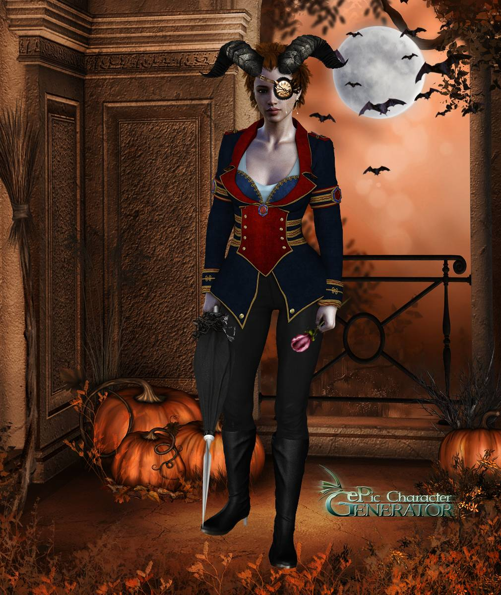 ePic Character Generator Season 2 Female Halloween Screenshot 11