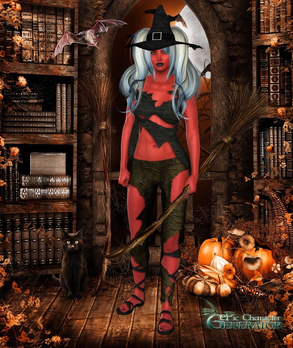 ePic Character Generator Season 2 Female Halloween Screenshot 13