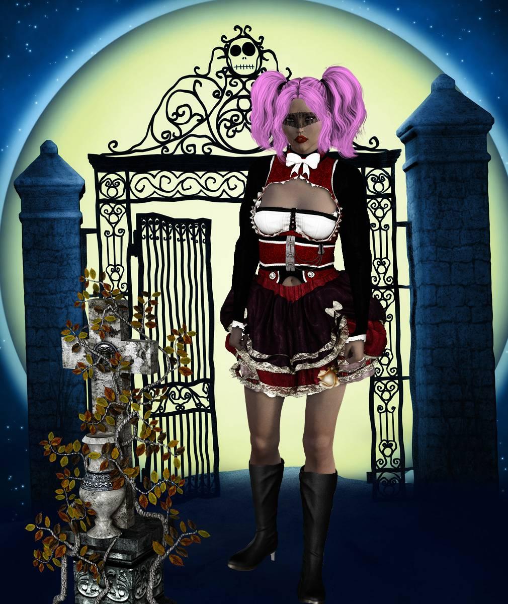 ePic Character Generator Season 2 Female Halloween Screenshot 15