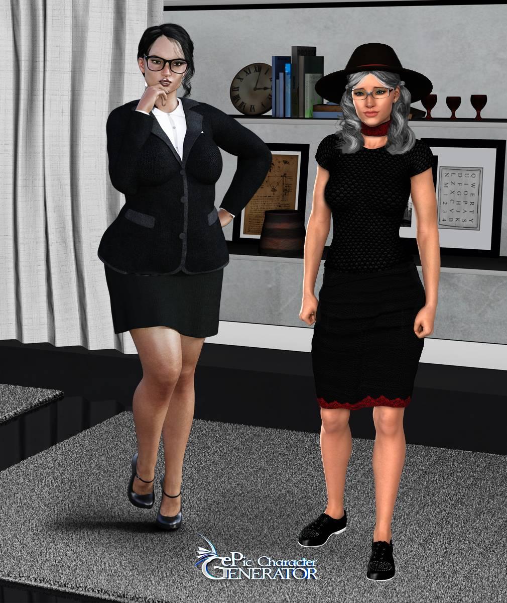 ePic Character Generator Season 2 Female Modern 2 Screenshot 04
