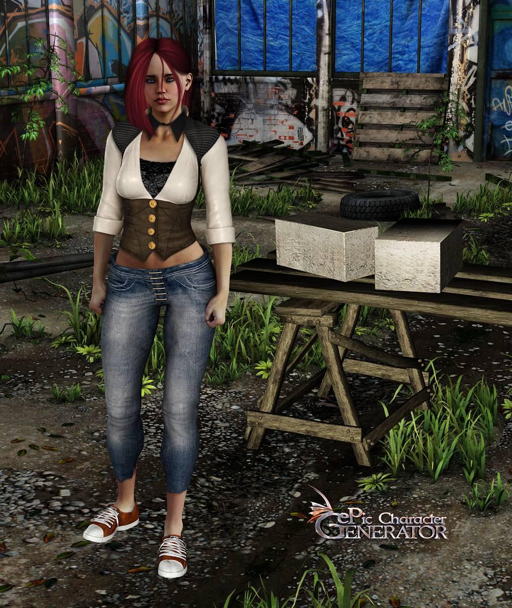 ePic Character Generator Season 2 Female Modern 2 Screenshot 05