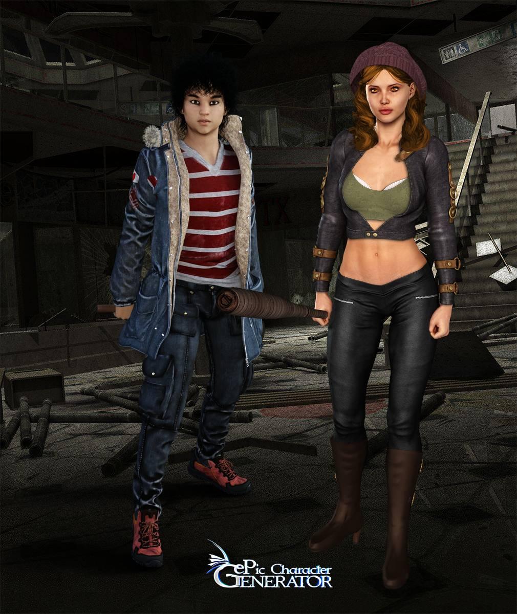ePic Character Generator Season 2 Female Modern 2 Screenshot 07