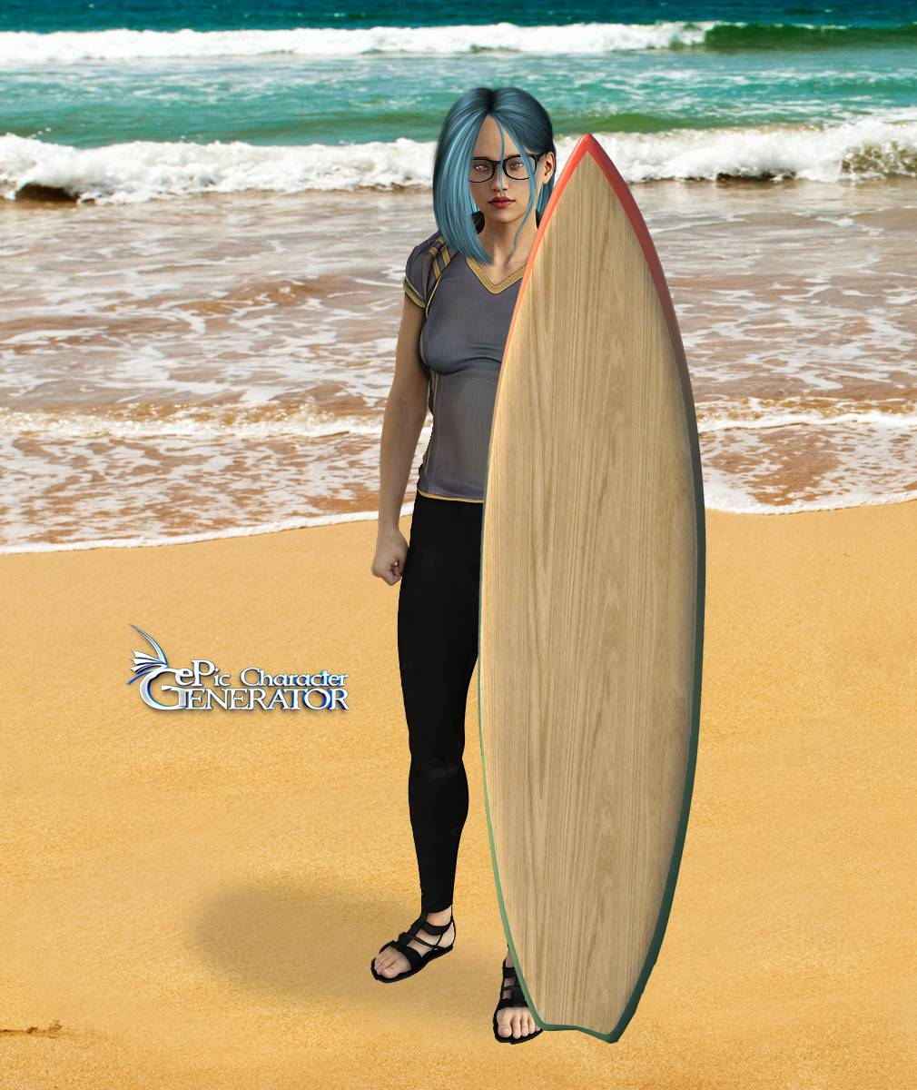 ePic Character Generator Season 2 Female Modern 2 Screenshot 09