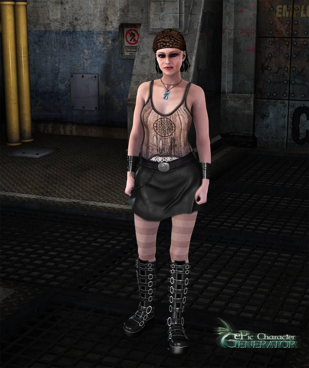 ePic Character Generator Season 2 Female Modern Screenshot 02
