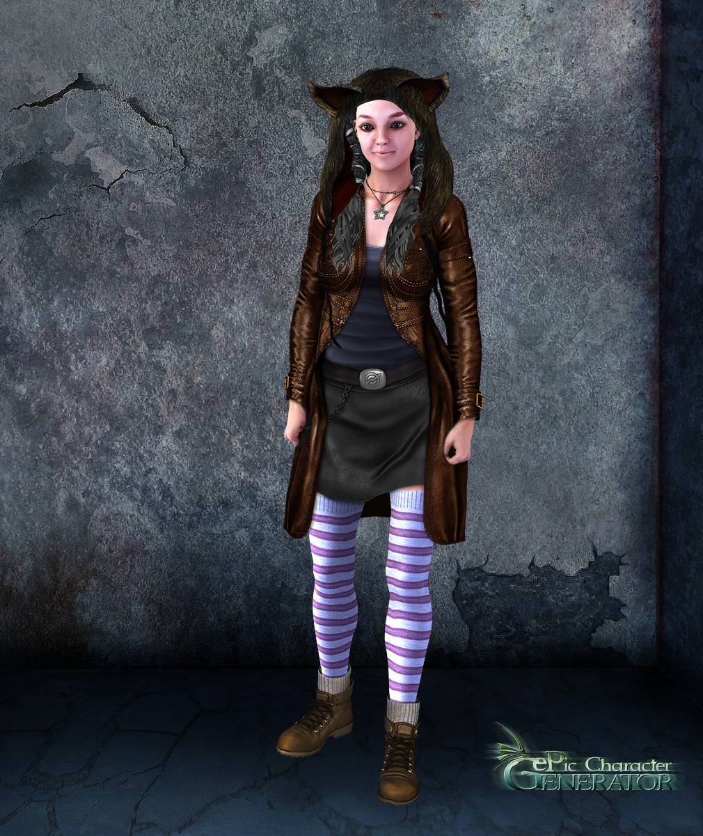 ePic Character Generator Season 2 Female Modern Screenshot 03