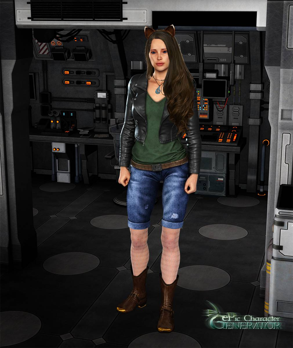 ePic Character Generator Season 2 Female Modern Screenshot 05