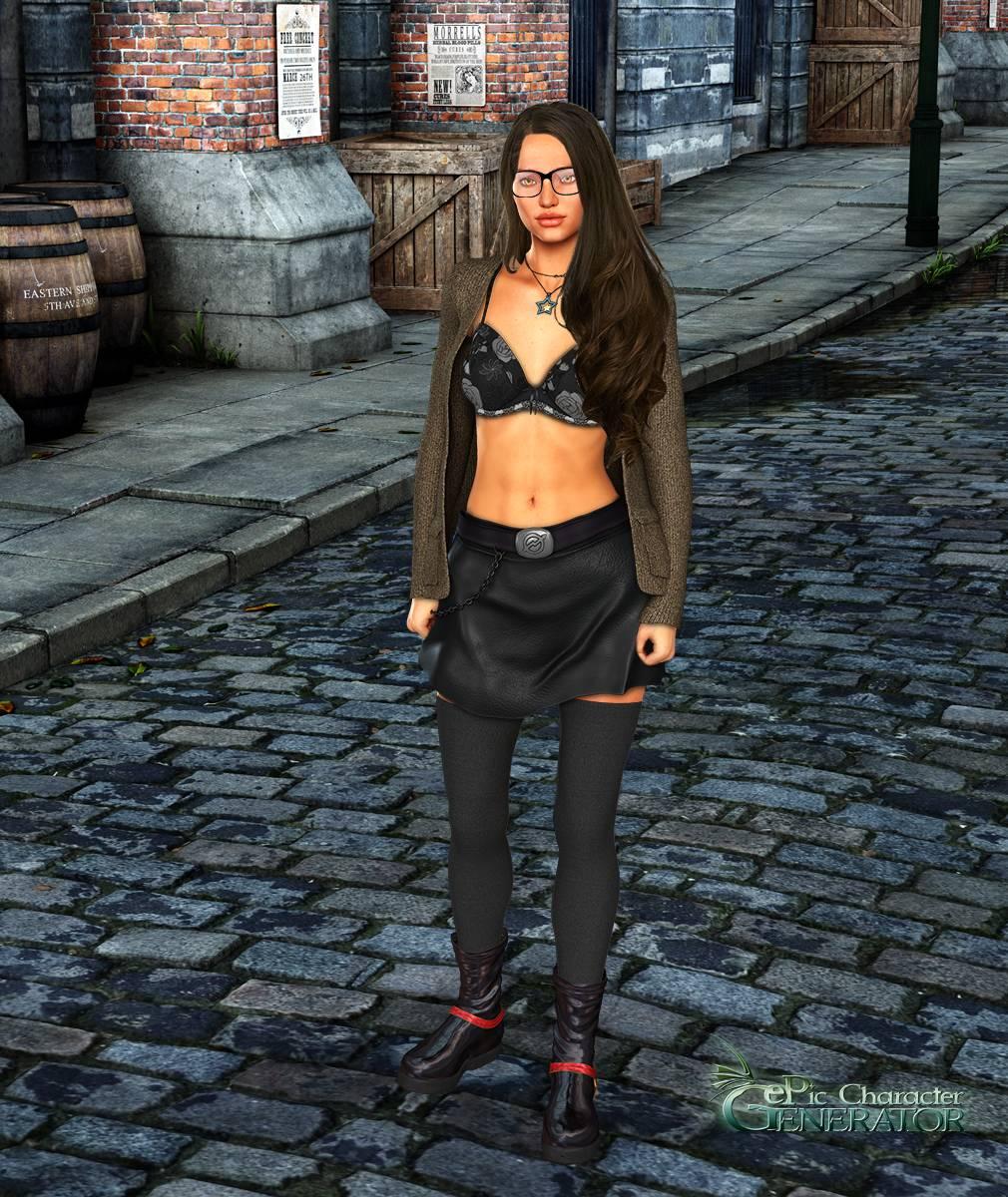 ePic Character Generator Season 2 Female Modern Screenshot 06