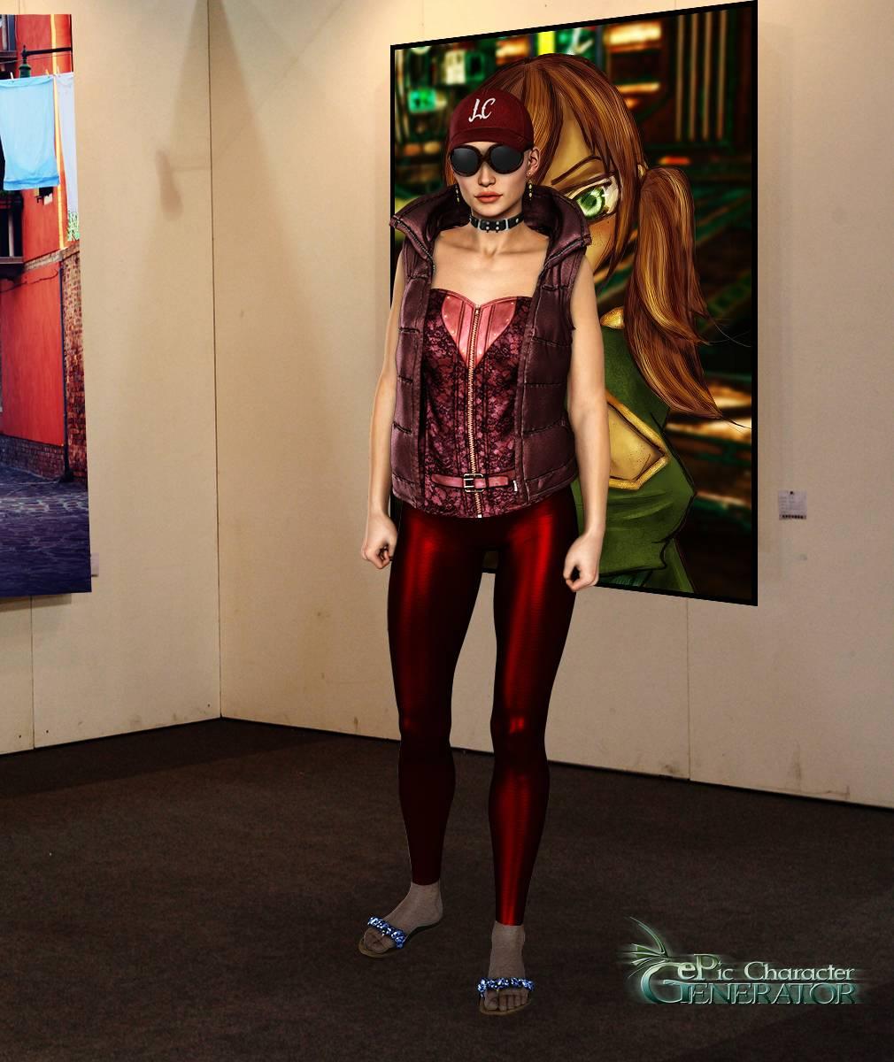 ePic Character Generator Season 2 Female Modern Screenshot 07