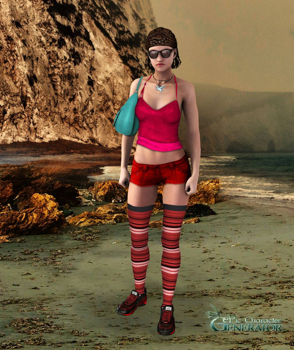 ePic Character Generator Season 2 Female Modern Screenshot 08