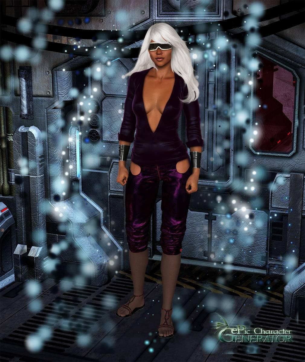 ePic Character Generator Season 2 Female Modern Screenshot 09