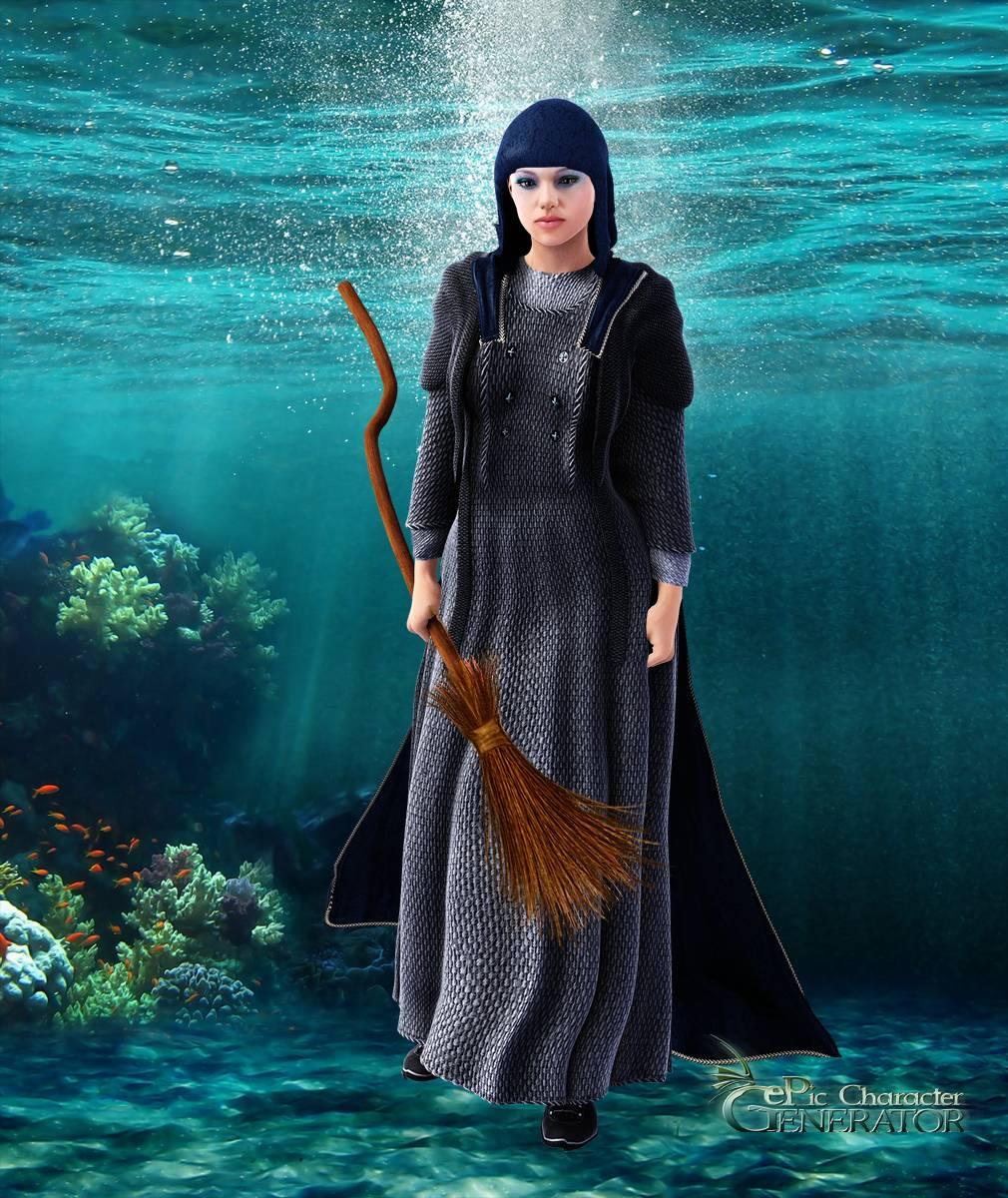 ePic Character Generator Season 2 Female Sorcerer Screenshot 13