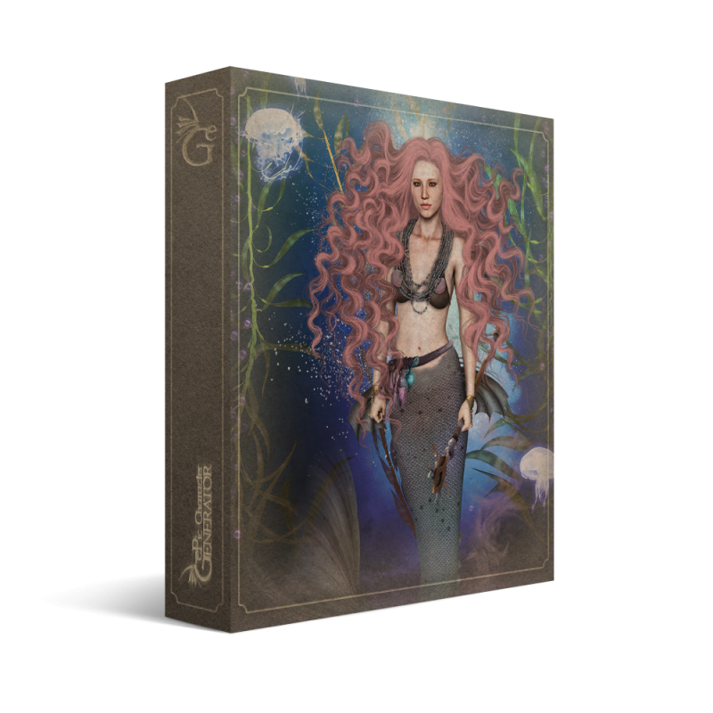 ePic Character Generator Season 2 Female Supernatural Box