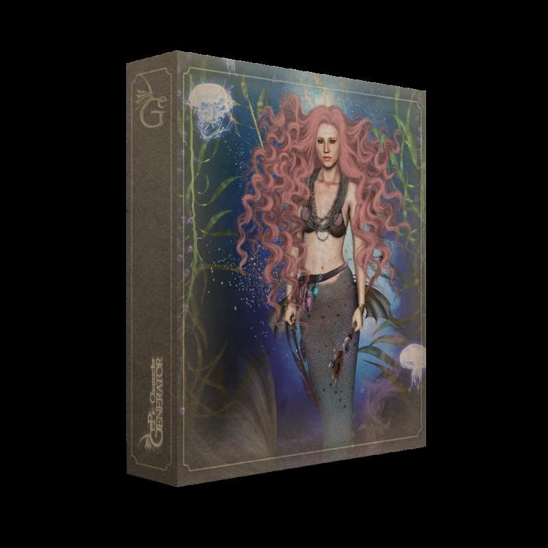 ePic Character Generator Season 2 Female Supernatural Box