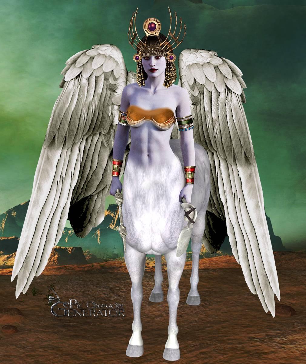 ePic Character Generator Season 2 Female Supernatural Screenshot 05