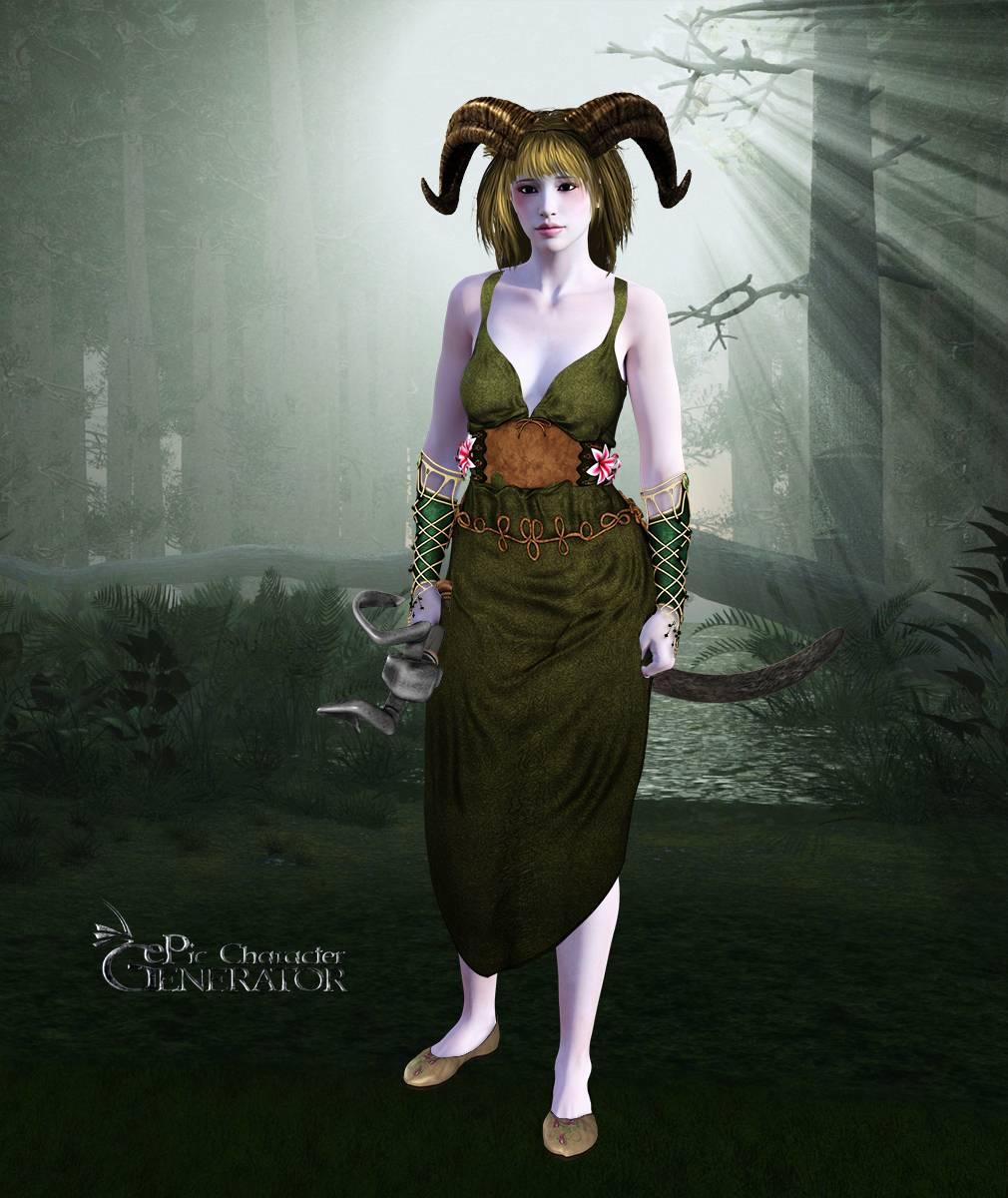 ePic Character Generator Season 2 Female Supernatural Screenshot 10