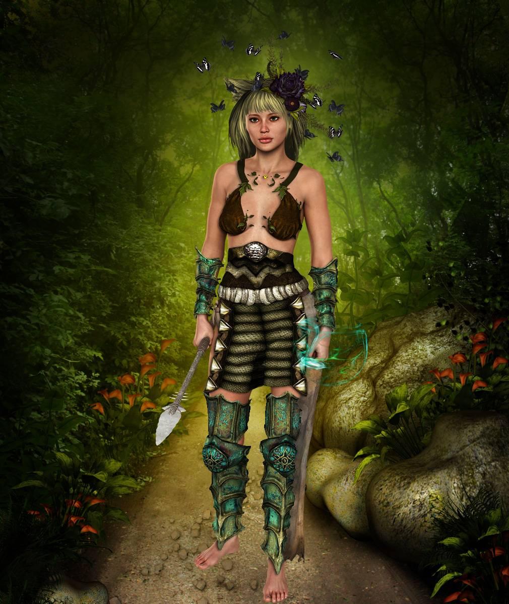 ePic Character Generator Season 2 Female Supernatural Screenshot 14