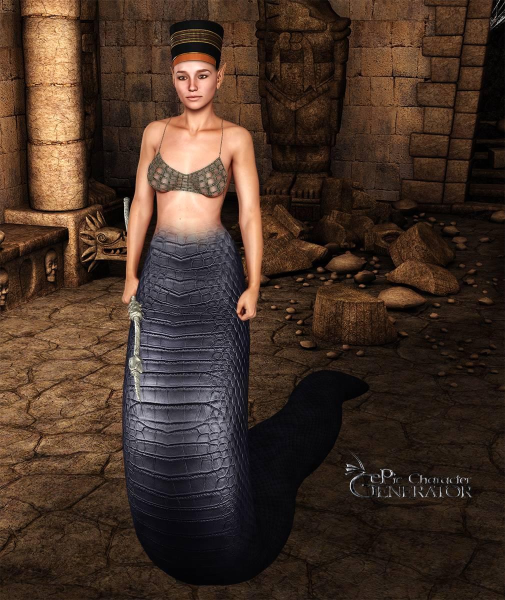 ePic Character Generator Season 2 Female Supernatural Screenshot 15