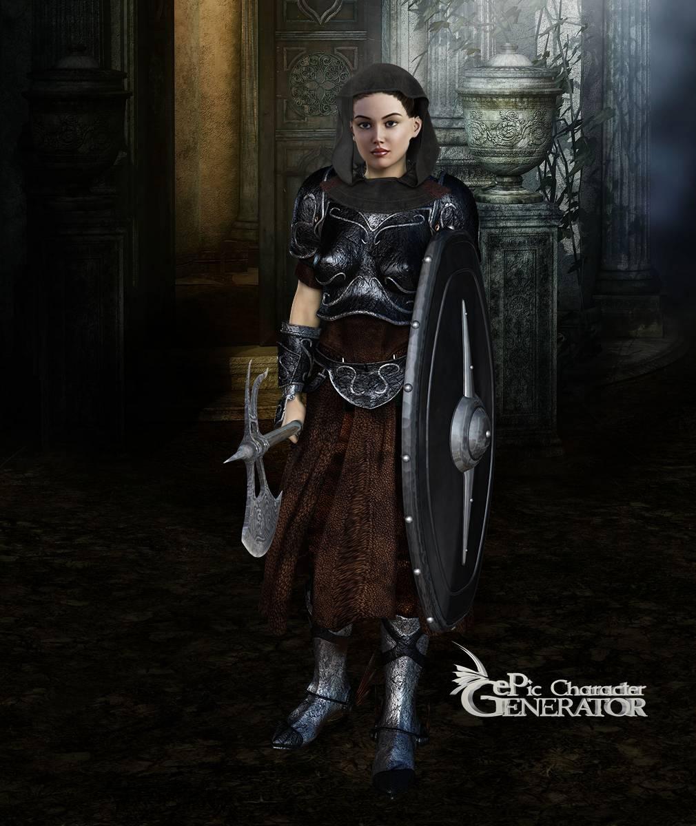 ePic Character Generator Season 2 Female Warrior Screenshot 09