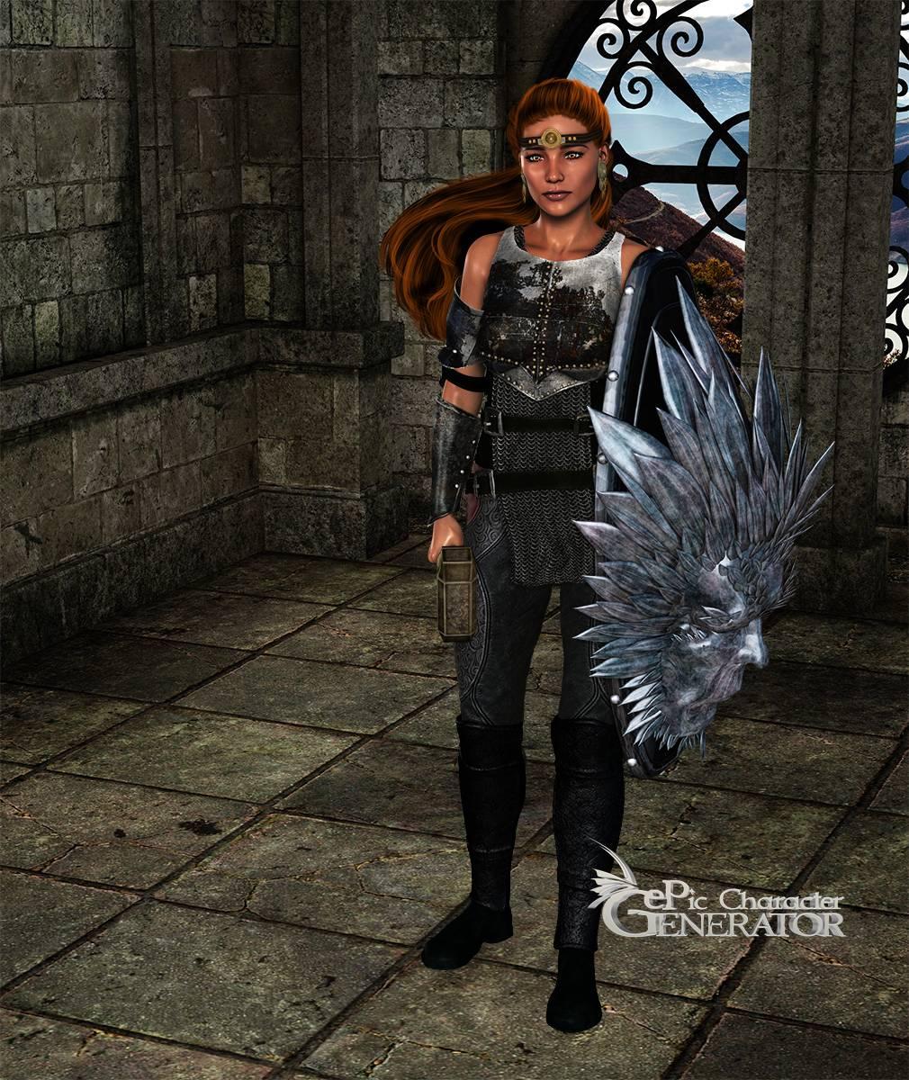 ePic Character Generator Season 2 Female Warrior Screenshot 12
