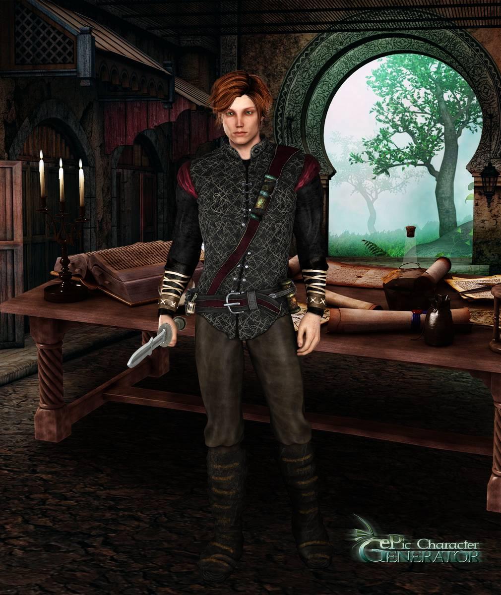 ePic Character Generator Season 2 Male Adventurer Screenshot 08