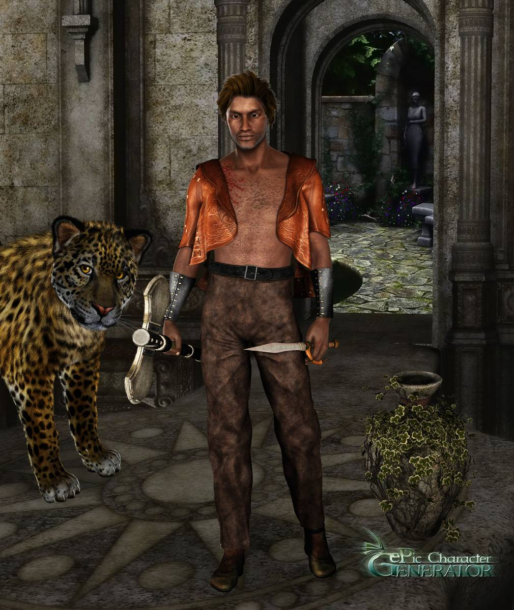 ePic Character Generator Season 2 Male Adventurer Screenshot 09