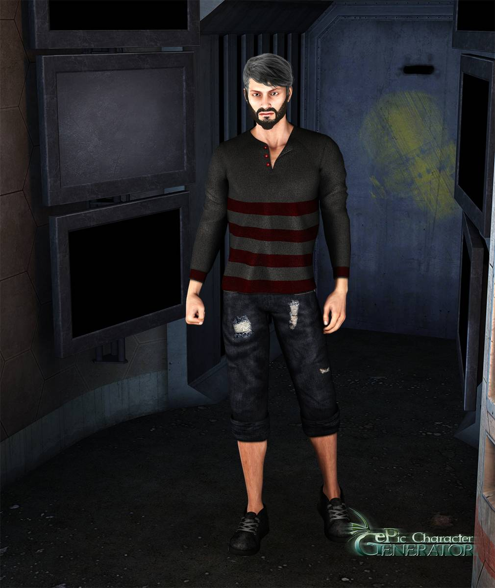 ePic Character Generator Season 2 Male Modern Screenshot 13
