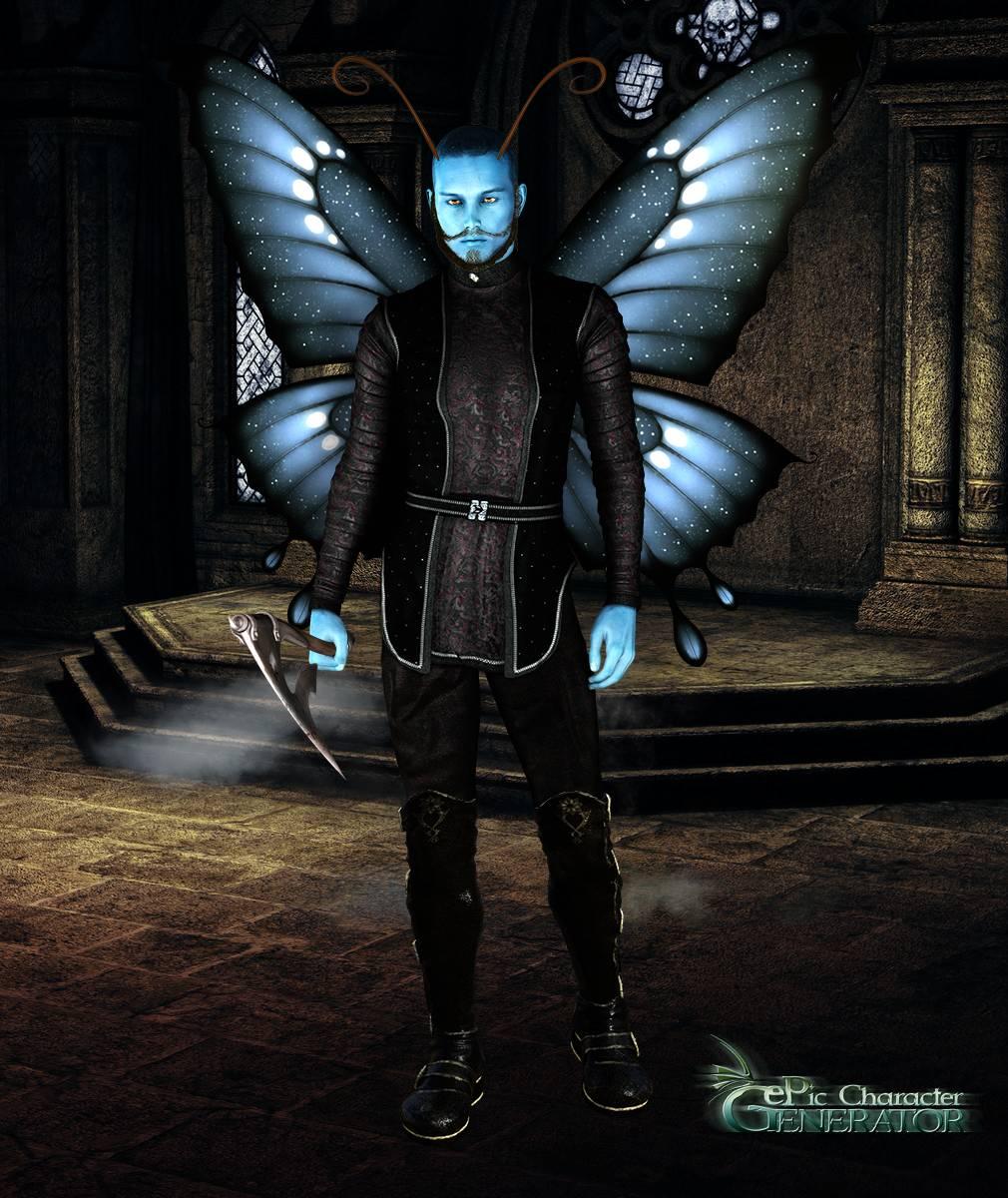 ePic Character Generator Season 2 Male Supernatural Screenshot 04