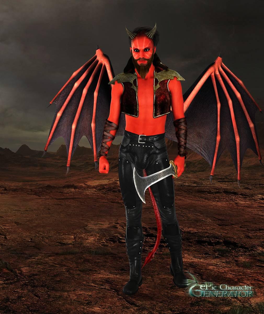 ePic Character Generator Season 2 Male Supernatural Screenshot 06