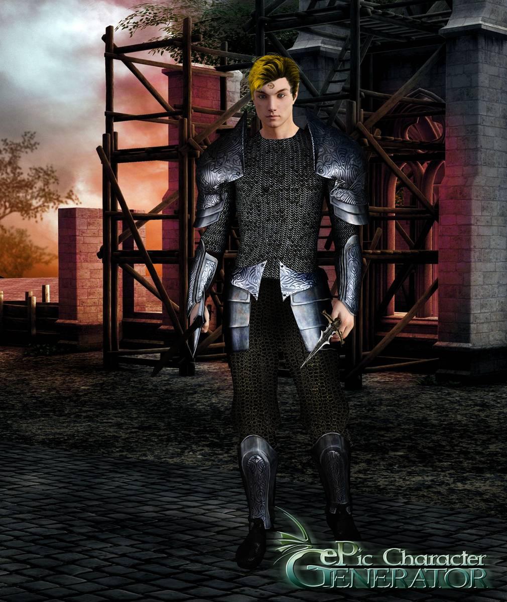 ePic Character Generator Season 2 Male Warrior Screenshot 06