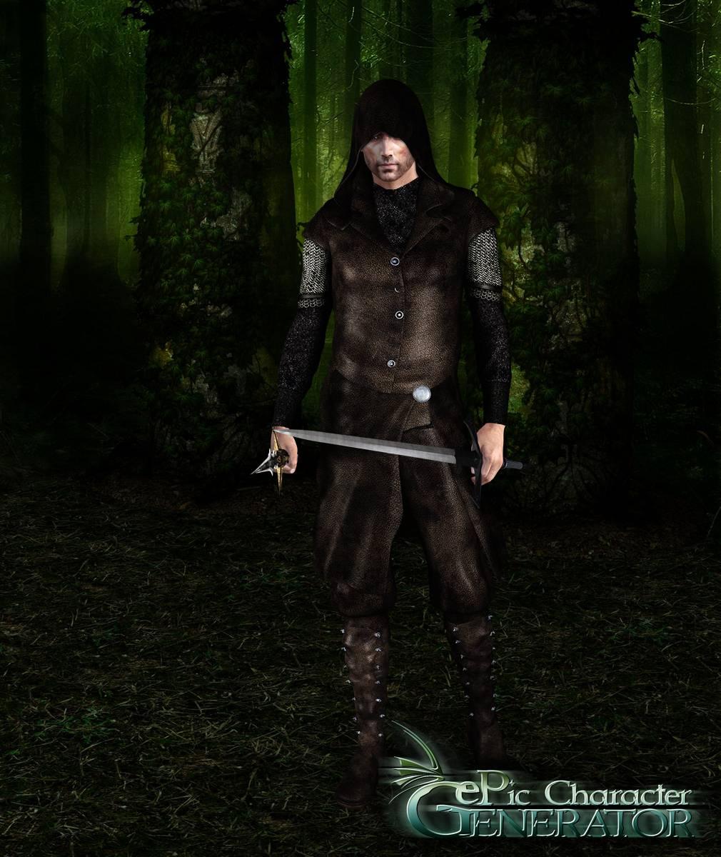 ePic Character Generator Season 2 Male Warrior Screenshot 09
