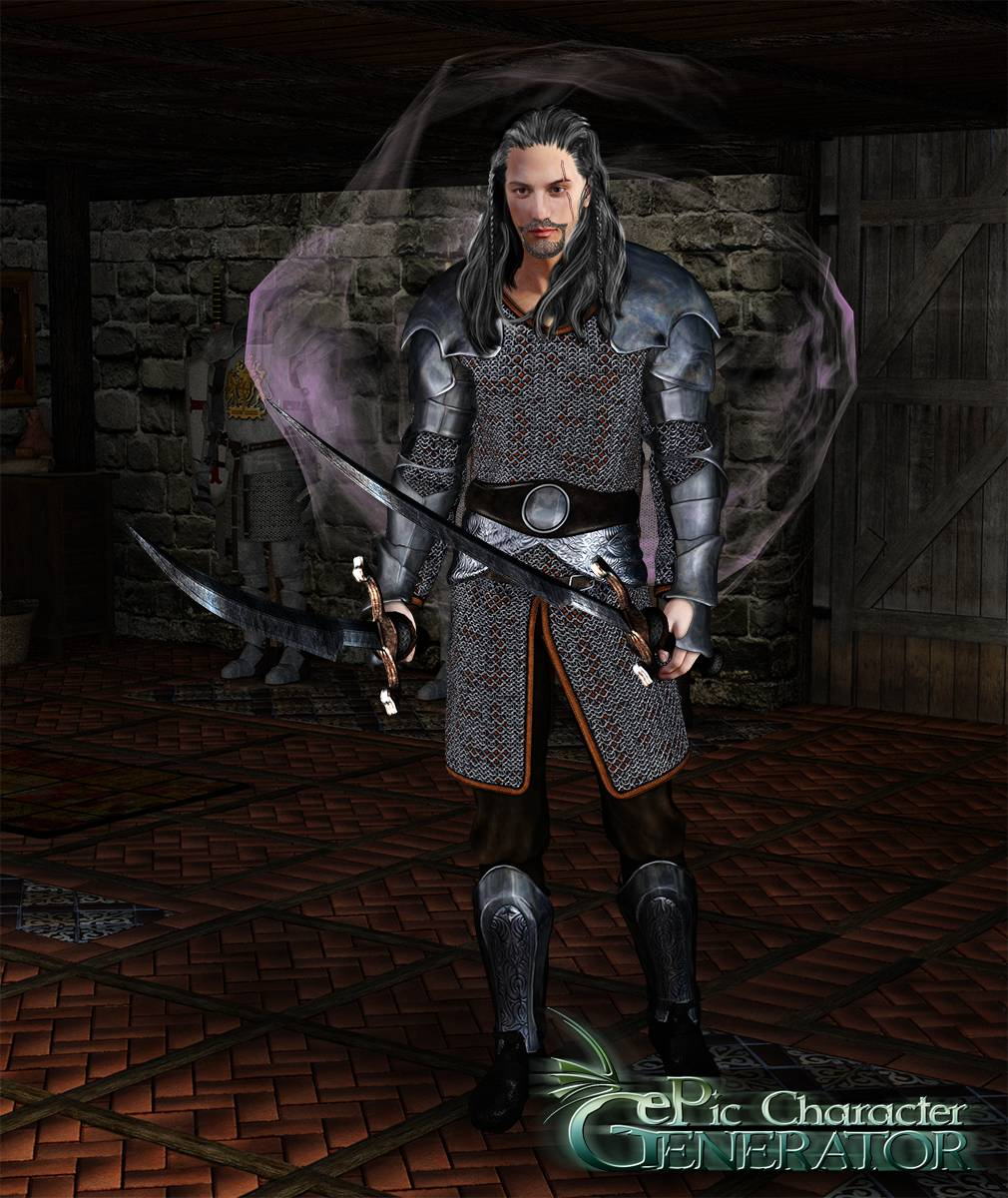ePic Character Generator Season 2 Male Warrior Screenshot 10