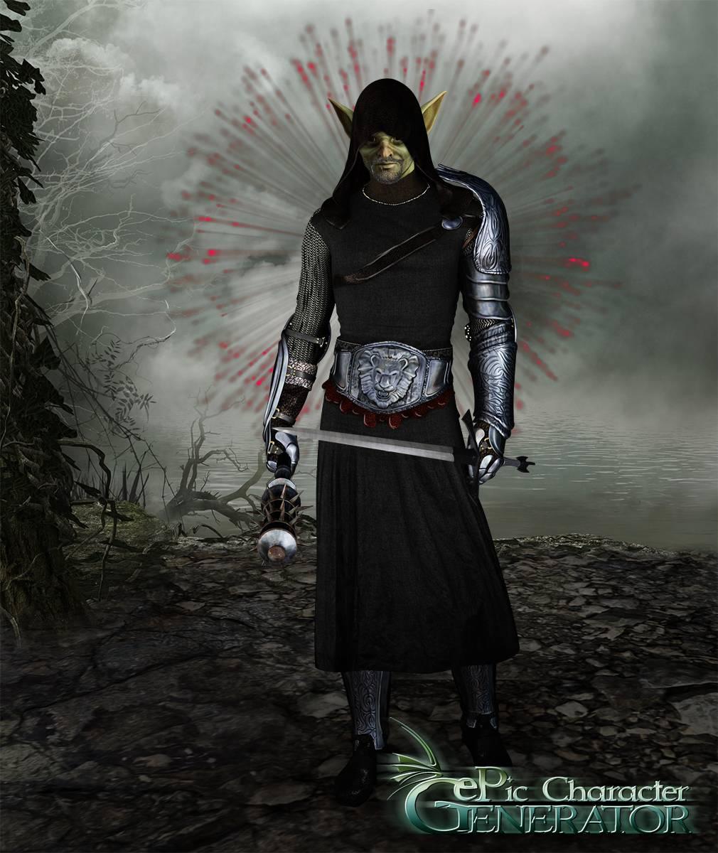 ePic Character Generator Season 2 Male Warrior Screenshot 13