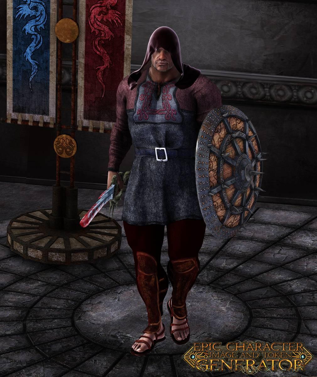 ePic Character Generator Season 2 Muscular Barbarian Screenshot 08